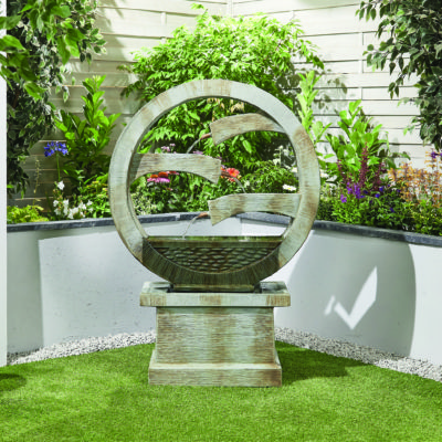New Range - Water Features