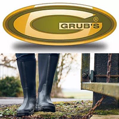 Grub's Wellies