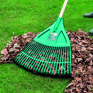 Leaf and Lawn Rake