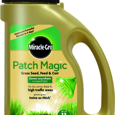 Miracle Gro Patch Magic