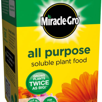 Miracle Gro Soluble Plant Food