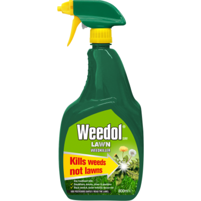 Weedol Lawn Gun 1L Ready To Use