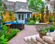 Garden Summer House 2