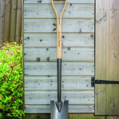 Planting Spade Robust Carbon Steel