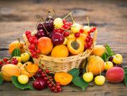 Fruit Garden July