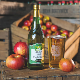 Whin Hill Traditional Norfolk Ciders and Apple Juices