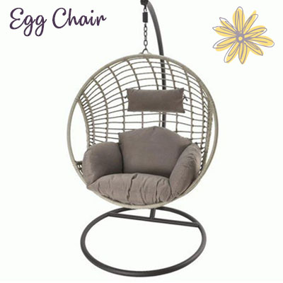 Round Egg Chair