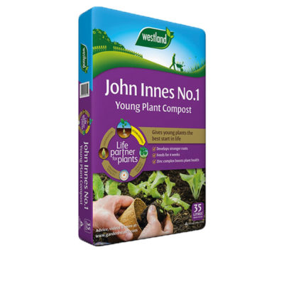 John Innes No.1 Young Plant Compost 35L