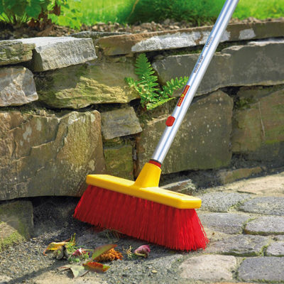 Multi Change Yard Broom