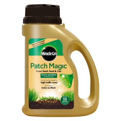 Miracle-Gro Patch Magic