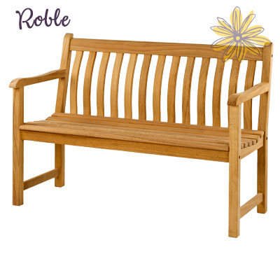 Roble 4ft Broadfield Bench