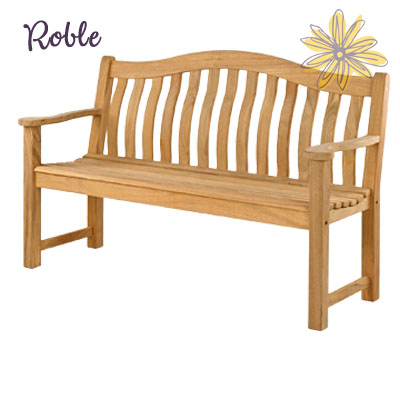Roble 5ft Turnberry Bench