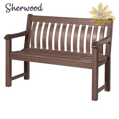 Sherwood 4ft St George Bench