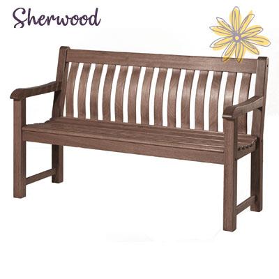 Sherwood 5ft St George Bench