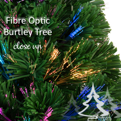 Pre-Lit & Fibre Optic Trees