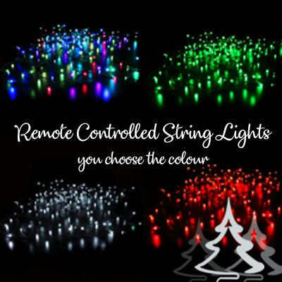 APP & Remote Controlled LIGHTING